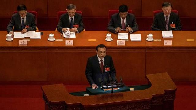 Trung Quốc đặt mục tiêu tăng trưởng hơn 6% cho năm 2021 - ảnh 1