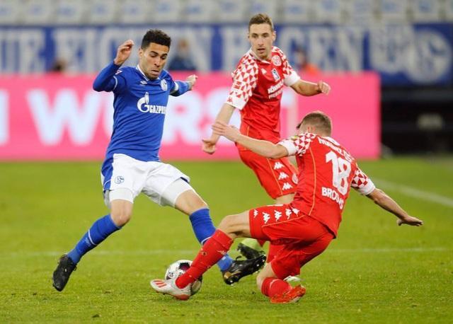 Schalke 04 chia điểm trước Mainz 05 tại vòng 24 Bundesliga - Ảnh 3.