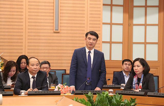 Hà Nội bổ nhiệm thêm 9 lãnh đạo cấp sở, đơn vị trực thuộc UBND thành phố - Ảnh 2.