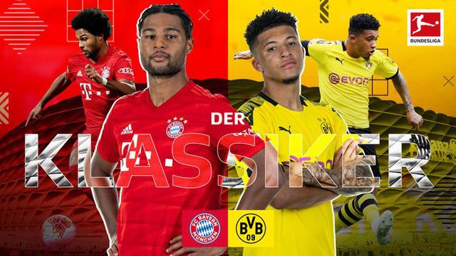 Bayern Munich – Dortmund: Siêu kinh điển nước Đức trực tiếp trên VTV5, VTV6 và ứng dụng VTV Sports (0h30 ngày 7/3) - Ảnh 3.