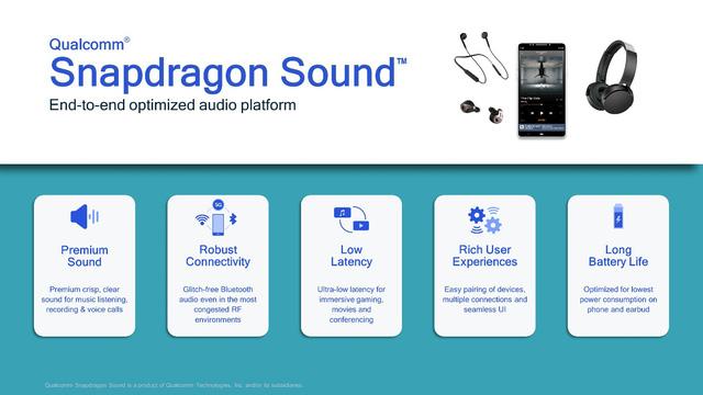 Tái định nghĩa Wireless Audio với công nghệ Snapdragon Sound - ảnh 1
