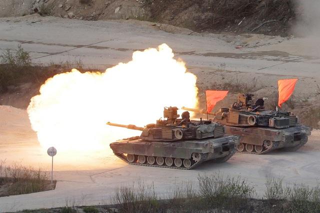 Hàn Quốc - Mỹ giảm quy mô tập trận chung do dịch COVID-19 - Ảnh 1.