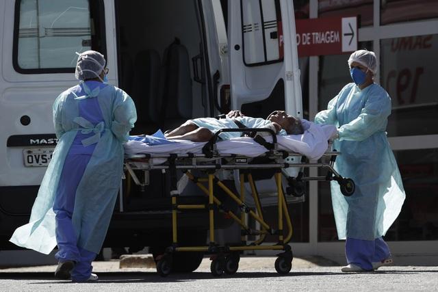Thế giới ghi nhận hơn 116,9 triệu ca mắc COVID-19, WHO cảnh báo dịch bệnh có thể quay trở lại lần 3 - ảnh 1