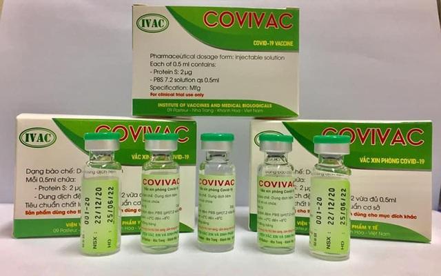 Vaccine COVID-19 Covivac chuẩn bị thử nghiệm lâm sàng giai đoạn 1 - Ảnh 1.