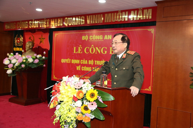 Điều động Thiếu tướng Lê Văn Tuyến về UBKT Đảng ủy Công an Trung ương - Ảnh 1.