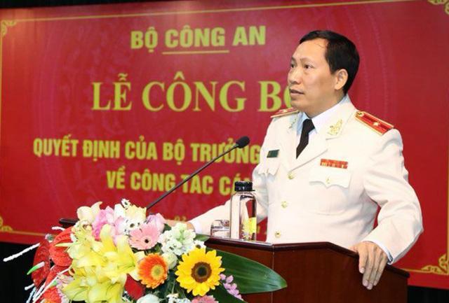 Điều động Thiếu tướng Lê Văn Tuyến về UBKT Đảng ủy Công an Trung ương - Ảnh 2.