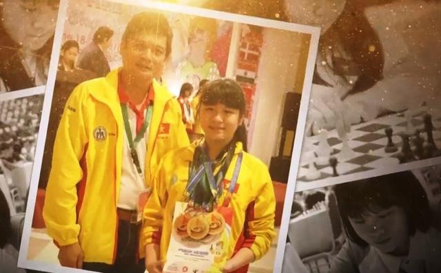 Gặp gỡ nhà vô địch cờ vua trẻ thế giới 14 tuổi Nguyễn Thiên Ngân - Ảnh 2.