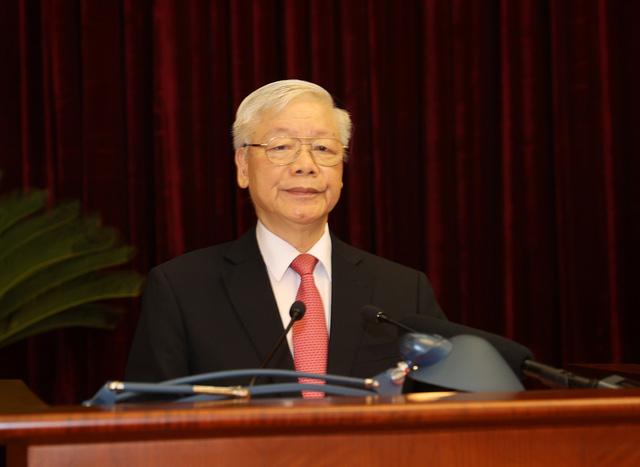 Khai mạc trọng thể Hội nghị lần thứ 2 Ban Chấp hành Trung ương Đảng khóa XIII - Ảnh 2.
