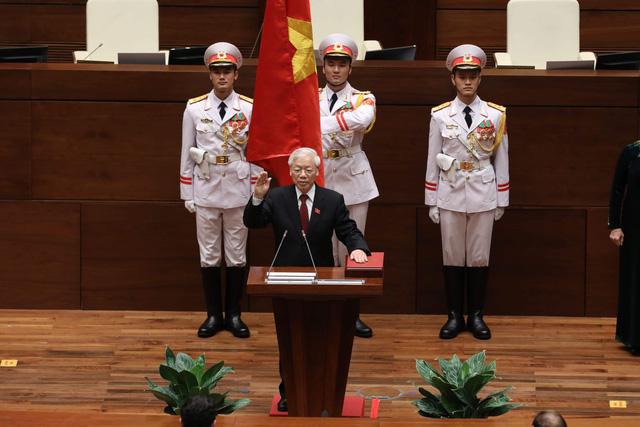 Ngày 2/4, Quốc hội miễn nhiệm Chủ tịch nước và Thủ tướng - Ảnh 2.