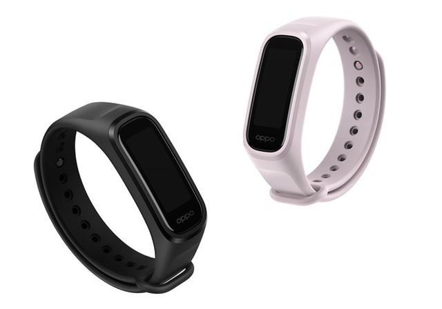 Vòng tay thông minh Oppo Band: Pin 12 ngày, đo nồng độ oxy trong máu, giá 799.000 đồng - ảnh 1