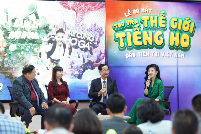 Ra mắt Thư viện tiếng ho đầu tiên tại Việt Nam trên nền tảng số - Ảnh 1.