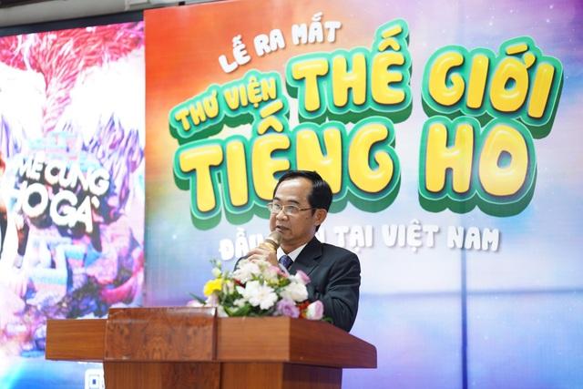 Ra mắt Thư viện tiếng ho đầu tiên tại Việt Nam trên nền tảng số - Ảnh 2.