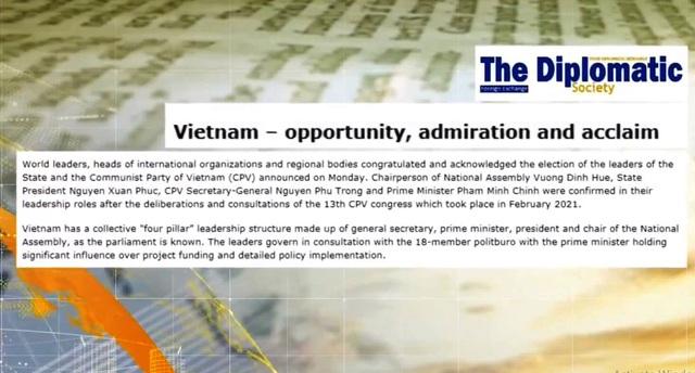 Báo chí Trung Đông, châu Phi đánh giá cao các vị trí lãnh đạo của Việt Nam - ảnh 1