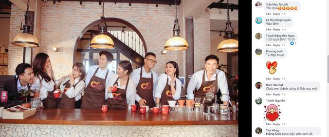 Café sáng phiên bản mới nhận loạt phản ứng tích cực trong số đầu tiên - ảnh 3