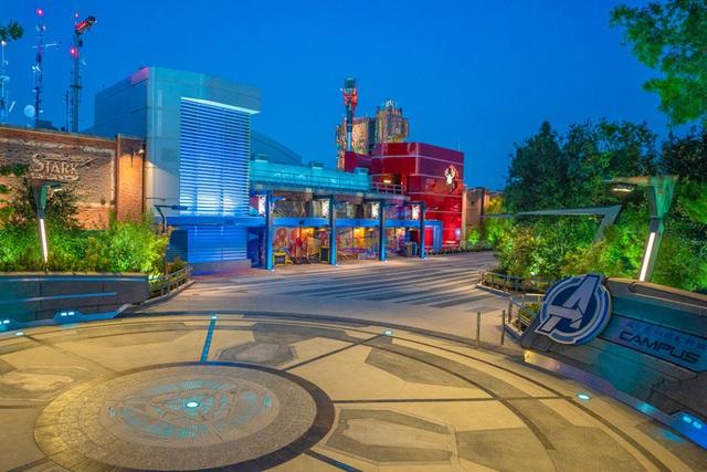 Disneyland sẽ ra mắt khuôn viên Avengers vào tháng 6 - ảnh 1