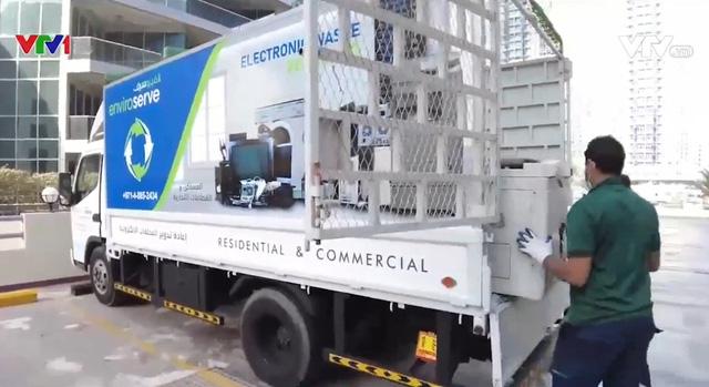 Phong trào xử lý rác thải điện tử tại Dubai - Ảnh 1.