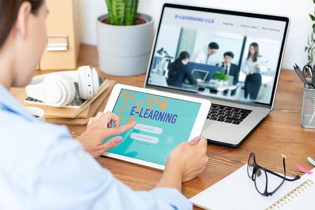 E-Learning mới mẻ, doanh nghiệp chần chừ, hàng tỷ đồng lãng phí - Ảnh 1.