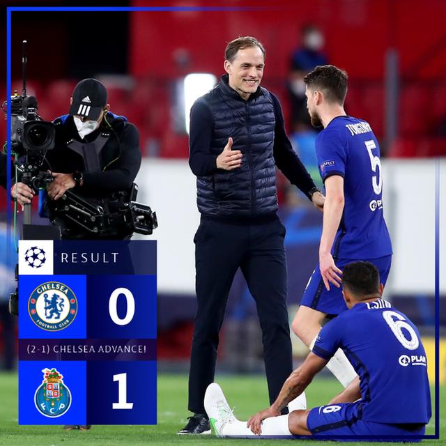 Xác định 2 cặp đấu bán kết Champions League - Ảnh 2.