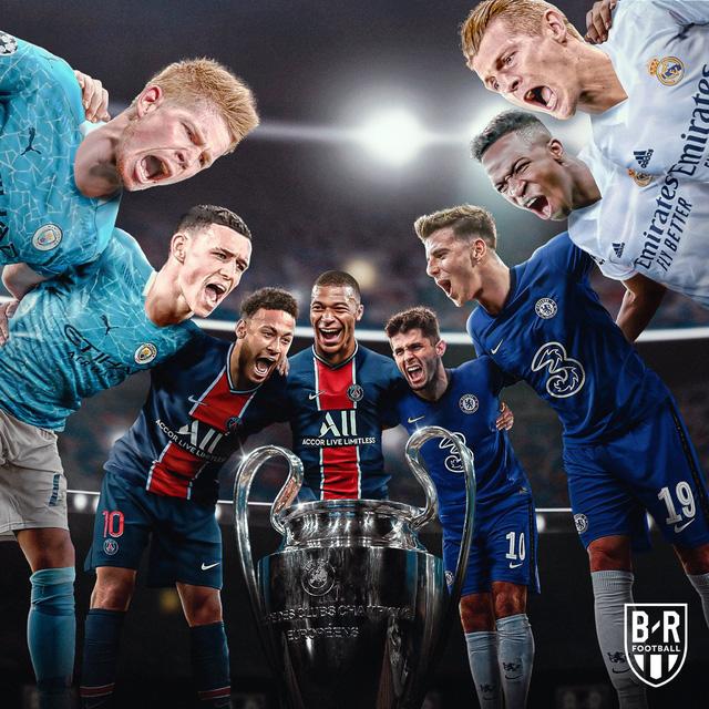 Xác định 2 cặp đấu bán kết Champions League - Ảnh 5.