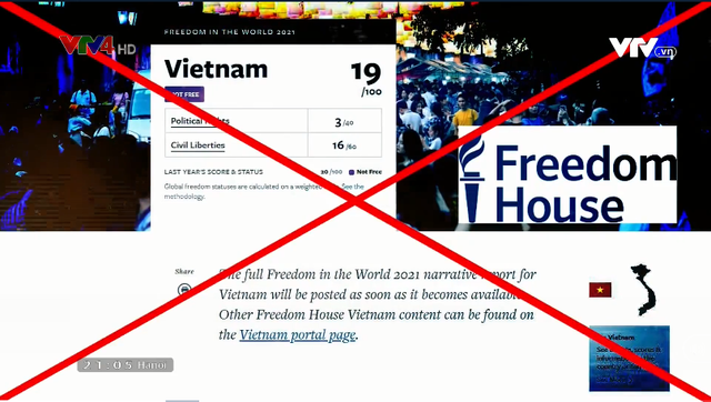 Vu cáo Việt Nam không có tự do, Freedom House cố tình lờ đi thực tế để bịa đặt - Ảnh 1.