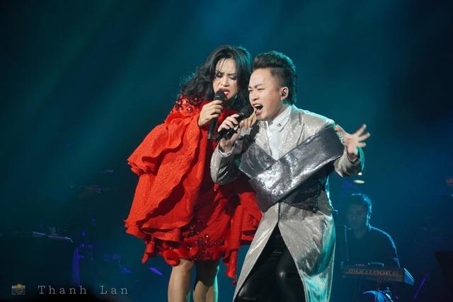 Thanh Lam, Tùng Dương, Tấn Minh hát tình ca về Hà Nội phố - Ảnh 1.