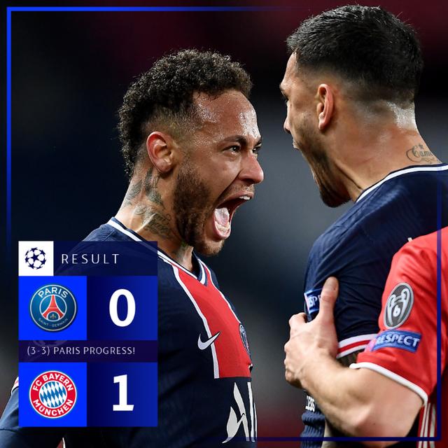 Xác định 2 cặp đấu bán kết Champions League - Ảnh 1.