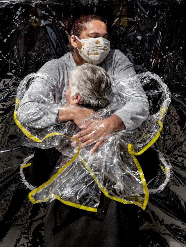 Ấn tượng những tác phẩm đoạt giải Ảnh Báo chí thế giới 2021 - ảnh 1