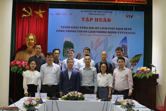 Tổng cục Du lịch tổ chức chương trình tập huấn nghiệp vụ triển khai Tổng đài du lịch Việt Nam 1039 - ảnh 5
