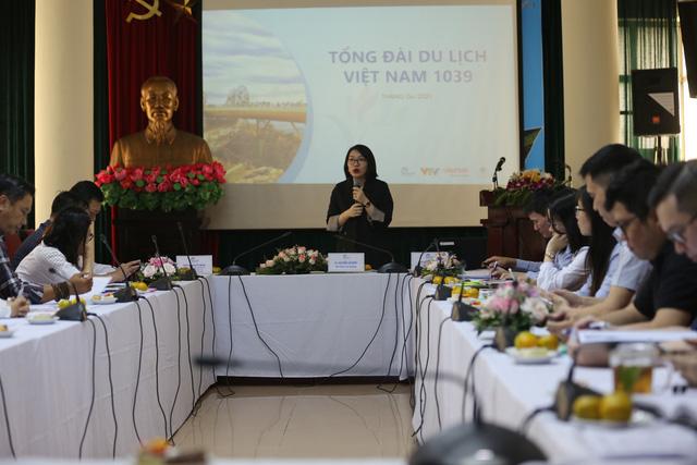 Tổng cục Du lịch tổ chức chương trình tập huấn nghiệp vụ triển khai Tổng đài du lịch Việt Nam 1039 - ảnh 4