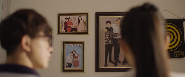 Hãy nói lời yêu - Tập 2: Hoàng My (Quỳnh Kool) phát ớn với hạnh phúc giả tạo của chính gia đình mình - ảnh 2