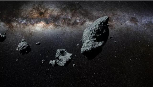 Ba thiên thể to hơn sân bóng lao về phía Trái đất - ảnh 1