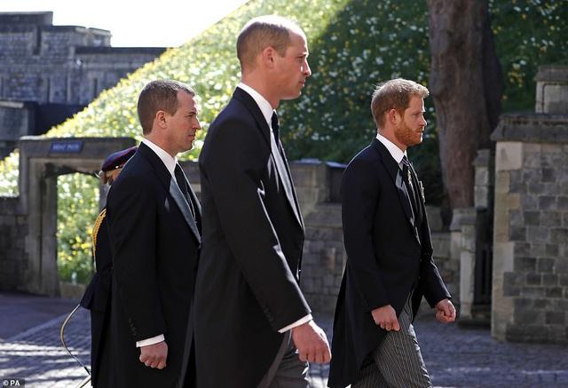Vương quốc Anh tiễn đưa Hoàng thân Philip - Ảnh 1.