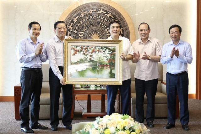 Trưởng Ban Nội chính Trung ương trao thưởng cho tỉnh Phú Thọ vì thành tích trong vụ án đánh bạc nghìn tỷ - ảnh 1