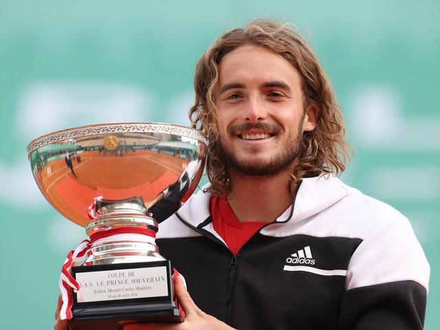 Tsitsipas đăng quang chức vô địch Monte Carlo - Ảnh 2.