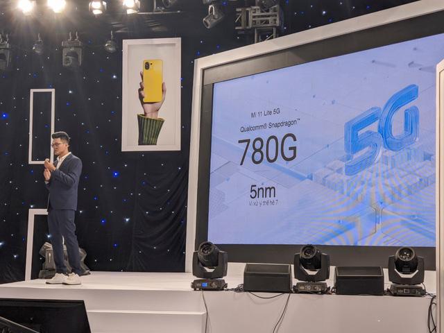 CellphoneS mở bán Xiaomi Mi 11 Lite 5G, siêu phẩm với chip Snap 780 đầu tiên của Xiaomi - ảnh 1