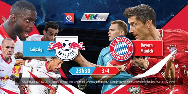 Chung kết sớm Bundesliga trực tiếp trên ON Sports/VTVcab - ảnh 1