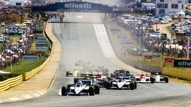 F1 xác nhận đàm phán để tổ chức chặng đua tại châu Phi - Ảnh 1.