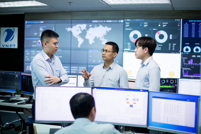 Doanh nghiệp Việt Nam đầu tiên đạt giải thưởng an toàn bảo mật thế giới - Ảnh 1.