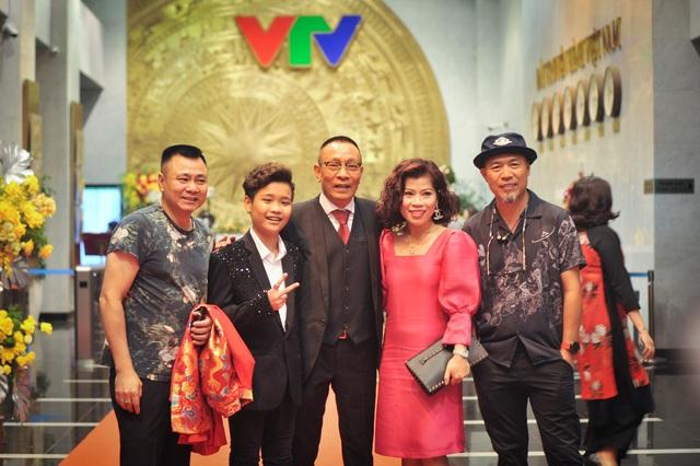 Loạt sao hội tụ chúc mừng sinh nhật 25 tuổi VTV3 - Ảnh 4.