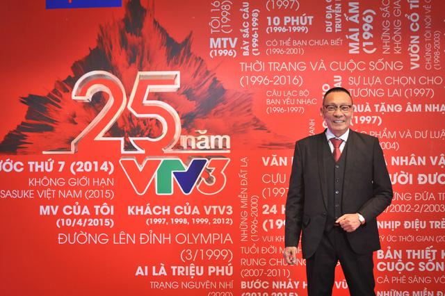 Loạt sao hội tụ chúc mừng sinh nhật 25 tuổi VTV3 - Ảnh 5.