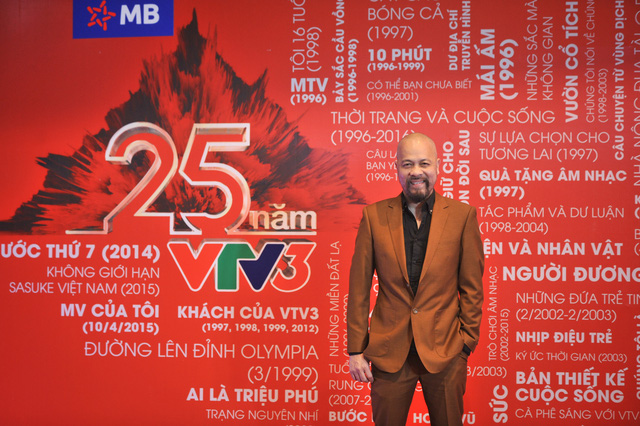 Loạt sao hội tụ chúc mừng sinh nhật 25 tuổi VTV3 - Ảnh 7.