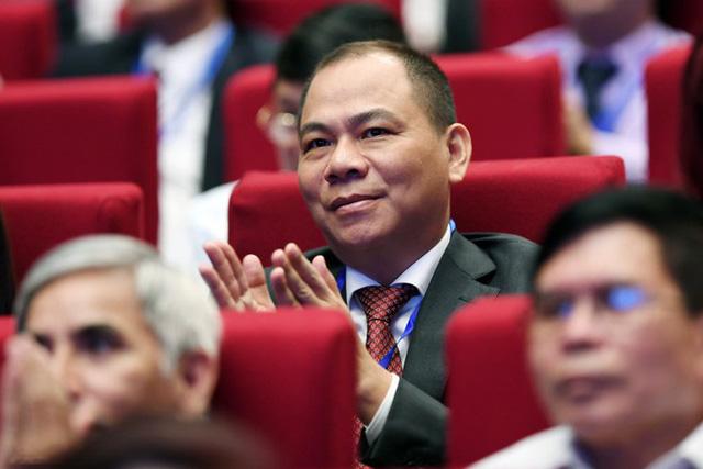Chứng khoán lập kỷ lục, tài sản của tỷ phú USD Việt Nam lên đỉnh cao mới - Ảnh 1.