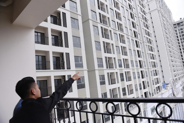 """""""Vắng bóng"""" nguồn cung căn hộ dưới 2 tỷ đồng - ảnh 1"""
