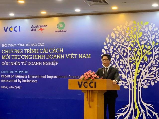 Chủ tịch VCCI Vũ Tiến Lộc: Những việc dễ chúng ta đều đã làm - ảnh 2