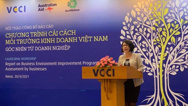 Chủ tịch VCCI Vũ Tiến Lộc: Những việc dễ chúng ta đều đã làm - ảnh 4