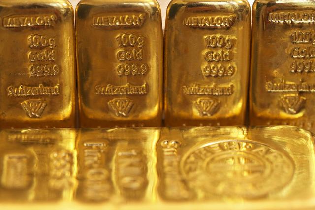 """Giá vàng châu Á """"áp sát"""" mốc 1.800 USD/ounce - ảnh 1"""