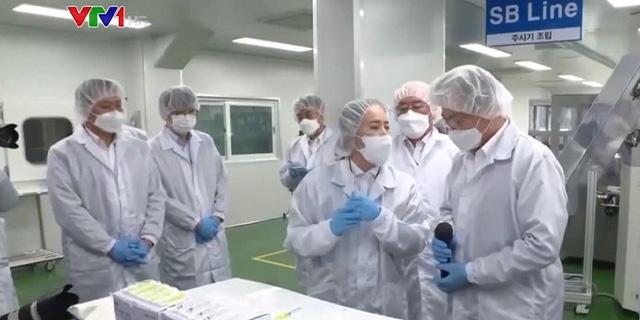 Hàn Quốc phát triển xi-lanh đặc biệt để tiêm vaccine COVID-19 - ảnh 1