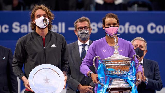 Nadal: Tôi chưa từng trải qua trận chung kết nào khó khăn như thế... - Ảnh 4.