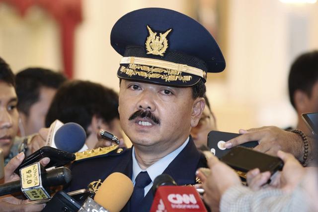 Indonesia sẽ đề nghị hỗ trợ trục vớt tàu ngầm - Ảnh 1.