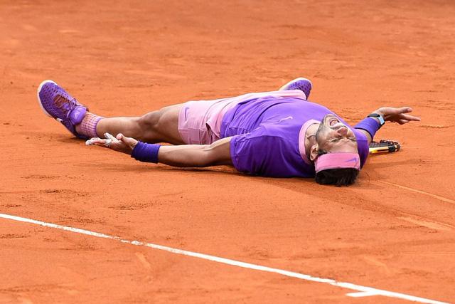 Rafael Nadal vô địch giải quần vợt Barcelona mở rộng 2021 - Ảnh 1.
